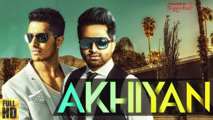 Akhiyan by Falak Shabir feat Arjun (Watch HD Video)