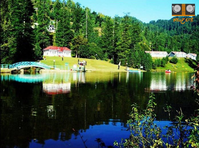 Banjosa Artificial Lake in Kashmir