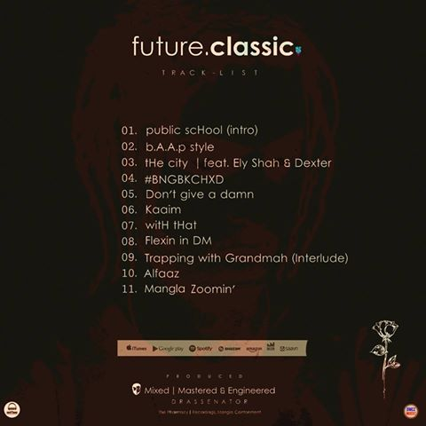 Future Classic Tracks List