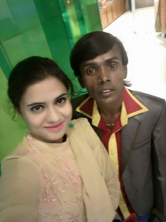 Hero Alom With Girl