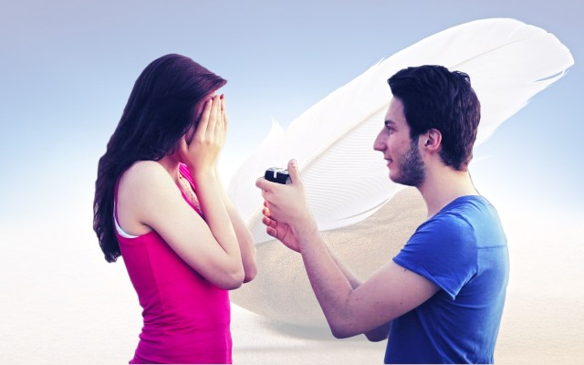 Propose Any Girl on Facebook