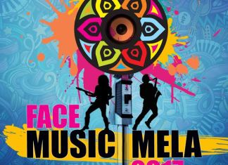 Pakistan's biggest Music Festival is on its way! FACE Music Mela 2017