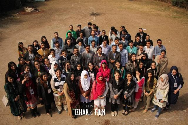 First Batch of Aspiring Pakistani Filmmakers Conclude Their Training under the IBFF