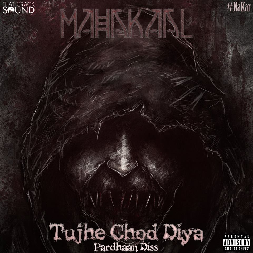 Mahakal Released Official Poster of Another Pardhan Diss Track