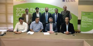 Zong & LUMS Signed a Contract for Dedicated Internet Services and VDI Solution