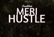 Meri Hustle by Saadillest (Out Now)