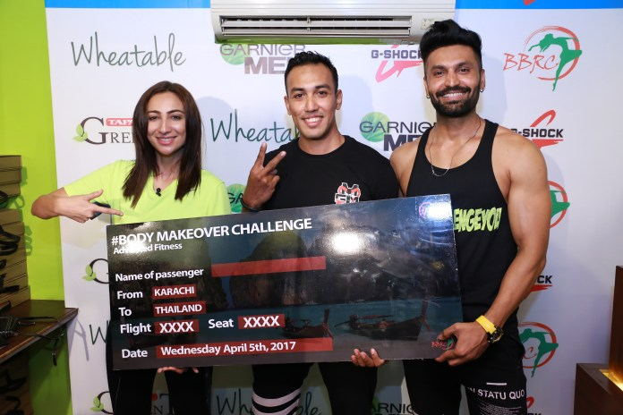 BBRC Successfully Organized Body Makeover Challenge 2