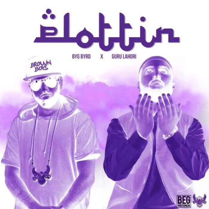 Guru Lahori dropped 'Plottin' (Prod. by Byg Byrd)