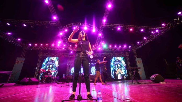 Imran Khan, Josh & Maria Unera Rocked the Cornetto's Concert in Lahore