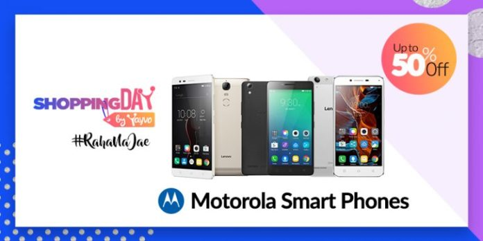 Lenovo/Motorola Smartphones in Discounted Price!