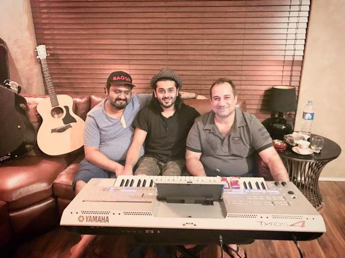 Hamza Malik New Song Coming Soon With Rahat Fateh Ali Khan