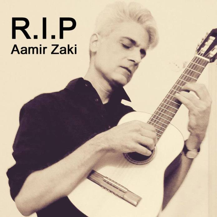 Legendary Musician Amir Zaki is No More With Us