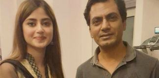 """""""I was star struck when I met Nawazuddin Sidddiqui"""" Sajal Aly Mentioned on Working With Him"""