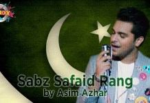 Cornetto Pop Rock Brings 'Sabz Safaid Rang', A Patriotic Music Video
