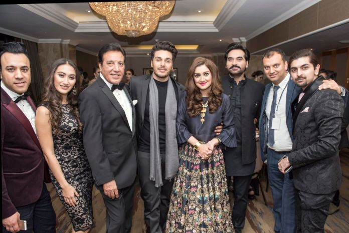 The First International Pakistan Prestige Awards (IPPA) take place in London