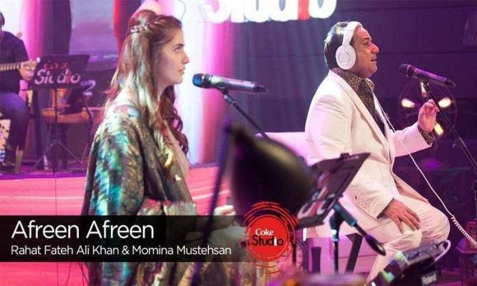 Coke Studio's 'Afreen Afreen' Hits 100 Million Marks on YouTube