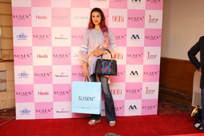 Nadia Husain at Susen Launch