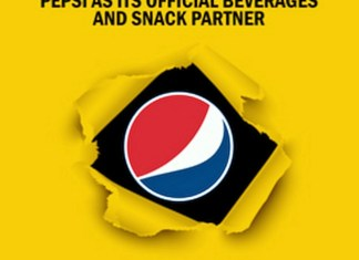 Cheetay Collaborating with Pepsi as an Official Partner