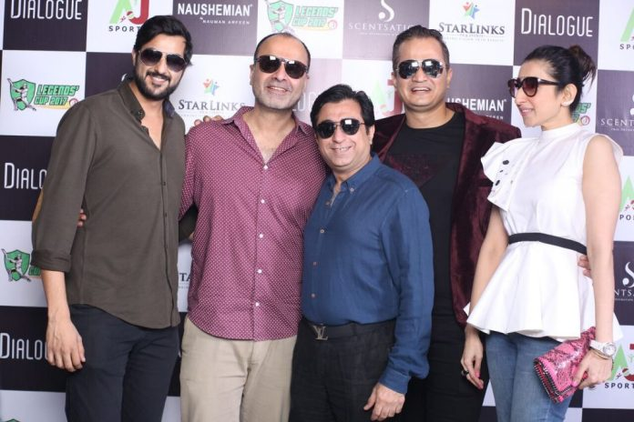 AJ Sports Hosted an Exclusive Pre-celebration Brunch for Legends' Cup, at Dialogue