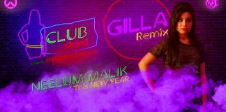 Neelum Malik Made Her Modeling Debut in Music Video of Gilla Remix