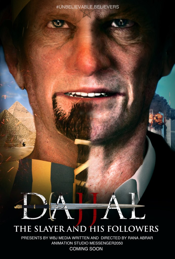 WBJ Media has finally released the second official trailer of the Dajjal Movie