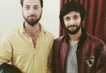 Mohsin Rajput Met Huraira Ex