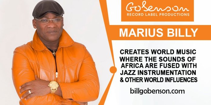 Exclusive Interview with 'Marius Billgobenson'