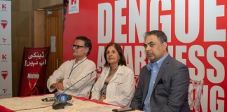 The Indus Hospital partners with Mortein for the Educational Campaign