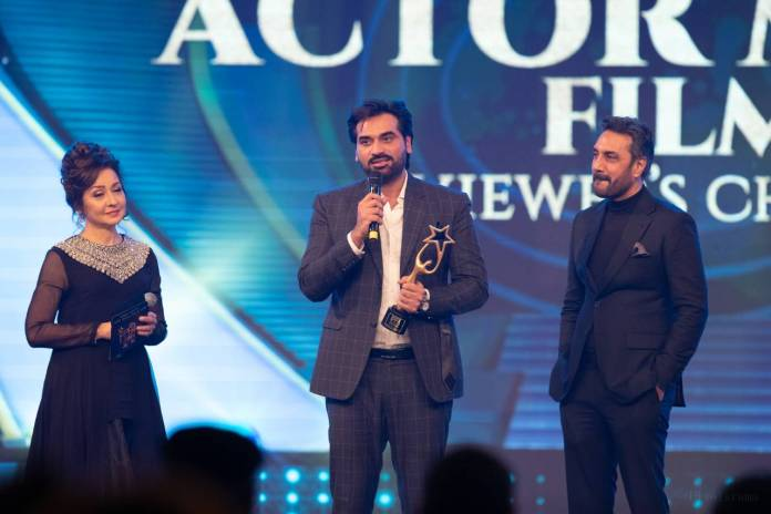 Best Actor Male Film (Viewer's Choice): Humayun Saeed