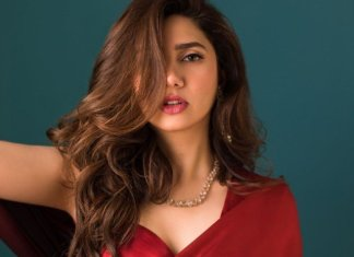 Mahira Khan is in Love, but Her Man is not from Industry