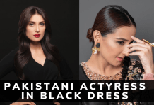 These Pakistani Queens are Slaying in Black Attire