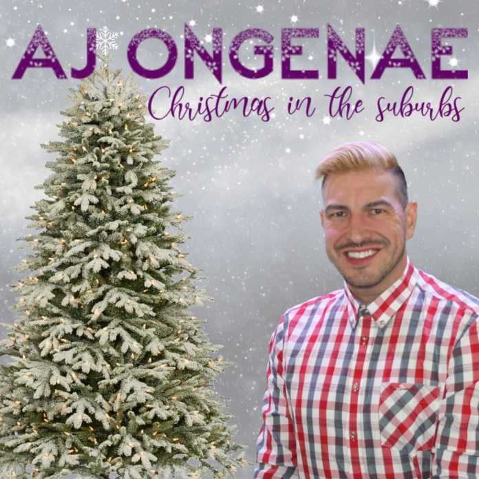 Christmas in the Suburbs by AJ Ongenae