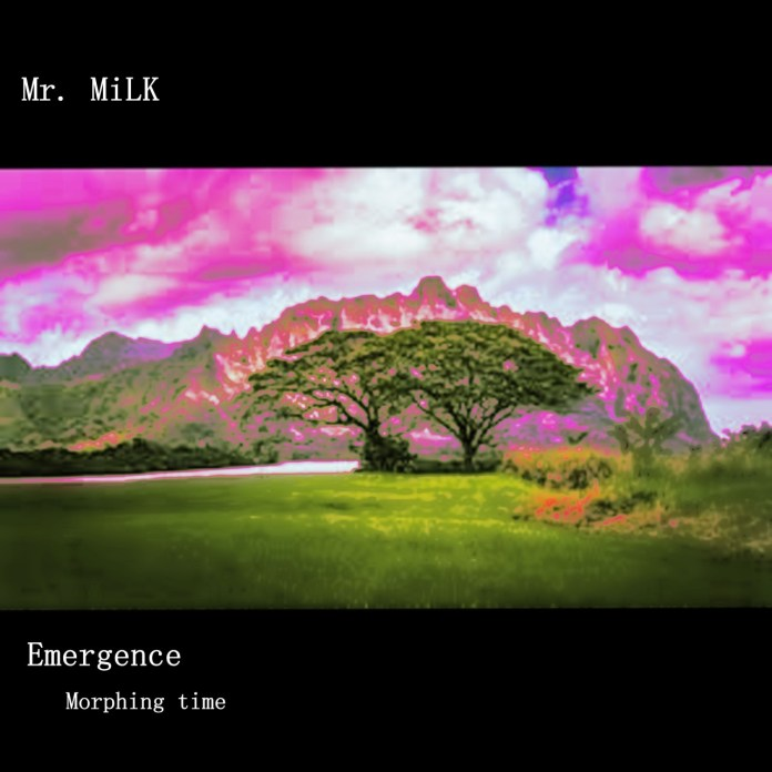 Morphing Time by Mr. MiLK