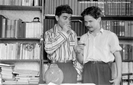 Gheorghe Tomozei & Nicoae Labis
