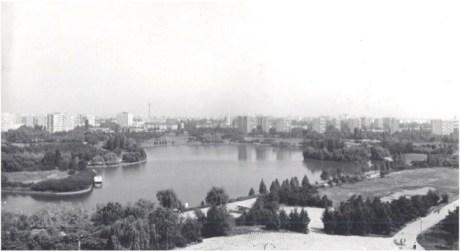 Parc in Bucuresti