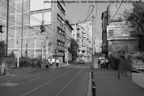 Sf. Vineri la intersectia cu Stelea Spatarul in 2009