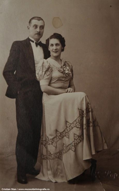 07 apr 1941  - Leny si Faniță, Fam. Tache Bogdasevici
