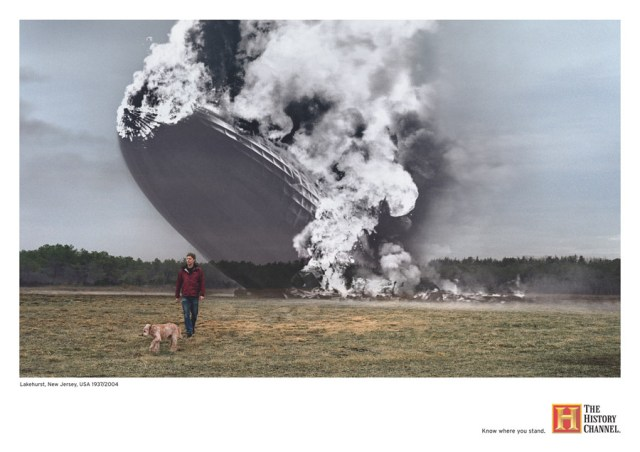 Prăbușirea dirijabilului Hindenburg