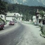 """The resort town of Sinaia, where the embassy employee association used to have a ""weekend villa""."""