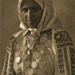 Rusu Bârgăului - țărancă