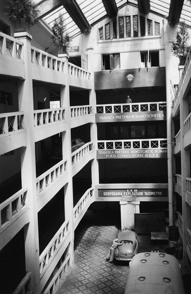 Ciclop - Interior