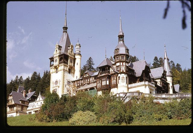 Castelul Peleș, 1971
