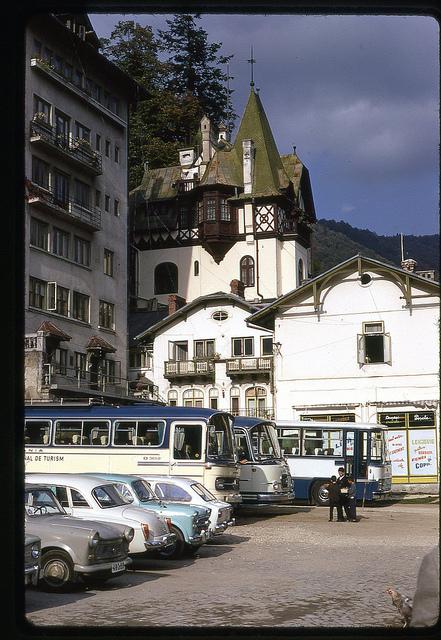 Sinaia, 1971