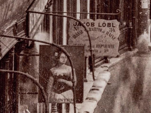 Firmele Au Primtemps si Jacob Lobl