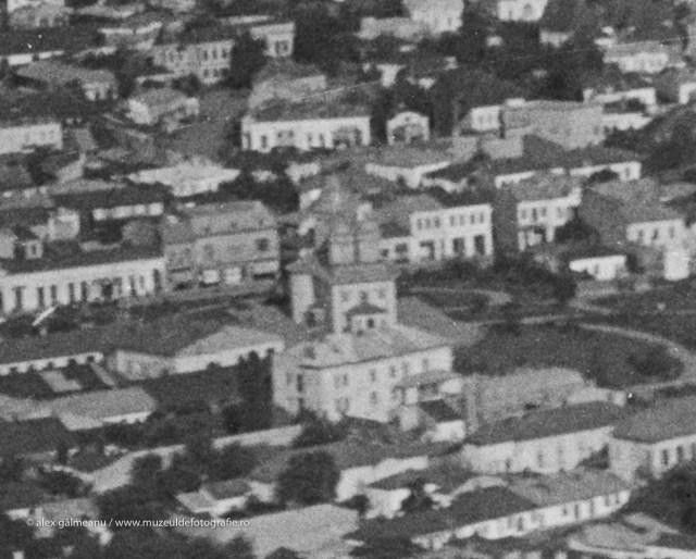 Detaliu - Biserica Sfintii Ingeri