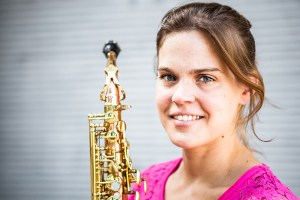 Aukelien Kleinpenning - saxofoon