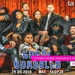 """Gogol Bordello со голем концерт на """"Таксират20"""" (Видео)"""