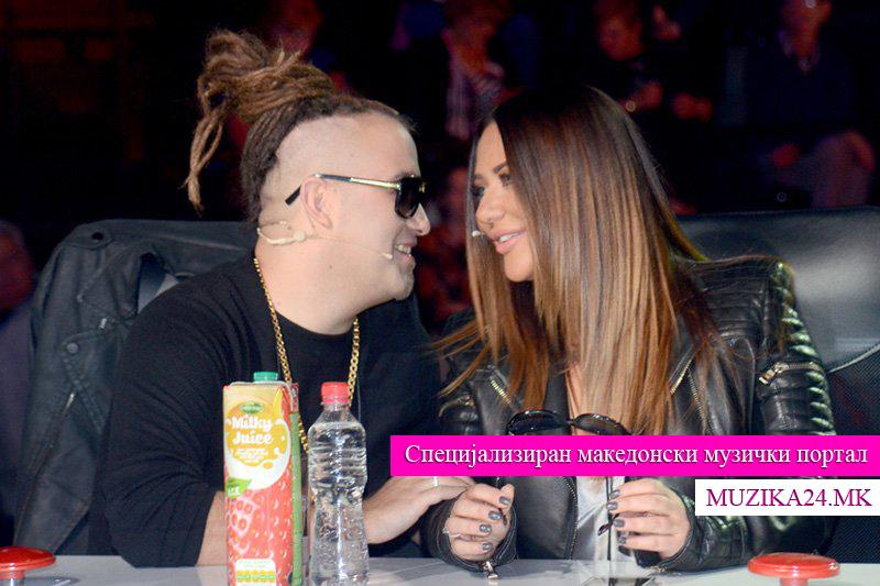 Голем концерт на Ана Николиќ и Раста во Скопје (Видео)
