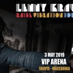 Лени Кравиц доаѓа во Скопје (Фото)