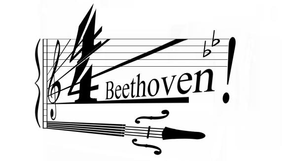 4 Beethoven logo